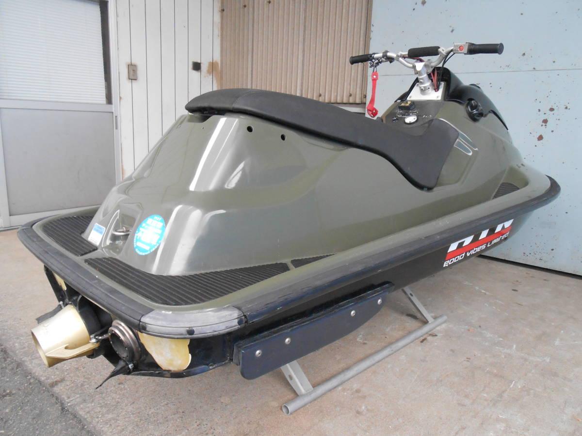 「sea doo シードゥ SPX 軽量ハル 完全なレース艇」の画像2
