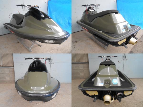 「sea doo シードゥ SPX 軽量ハル 完全なレース艇」の画像3