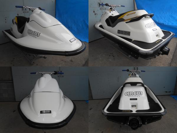 「sea doo シードゥ SPX 軽量ハル レース艇」の画像3