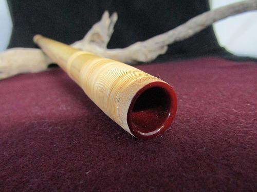 朗童管唄用篠笛六本調子 横笛 篠笛 しのぶえ  _画像9