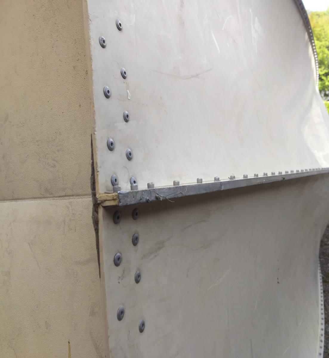 フリージアボート12f  折りたたみ ポーター 引き取り限定_画像5