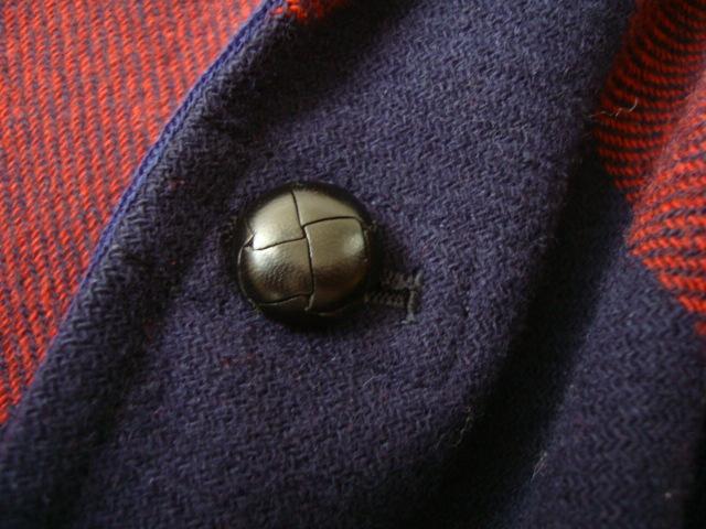 m's braque チェック柄ジャケット size38 エムズブラック ブレザー ウールジャケット_画像4