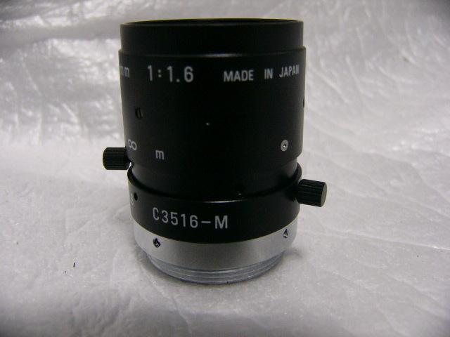 ★美品★ PENTAX C3516-M Cマウントレンズ 35mm F1.6 2/3型 2メガピクセル対応 (新型番RICOH FL-CC3516-2M)拍卖