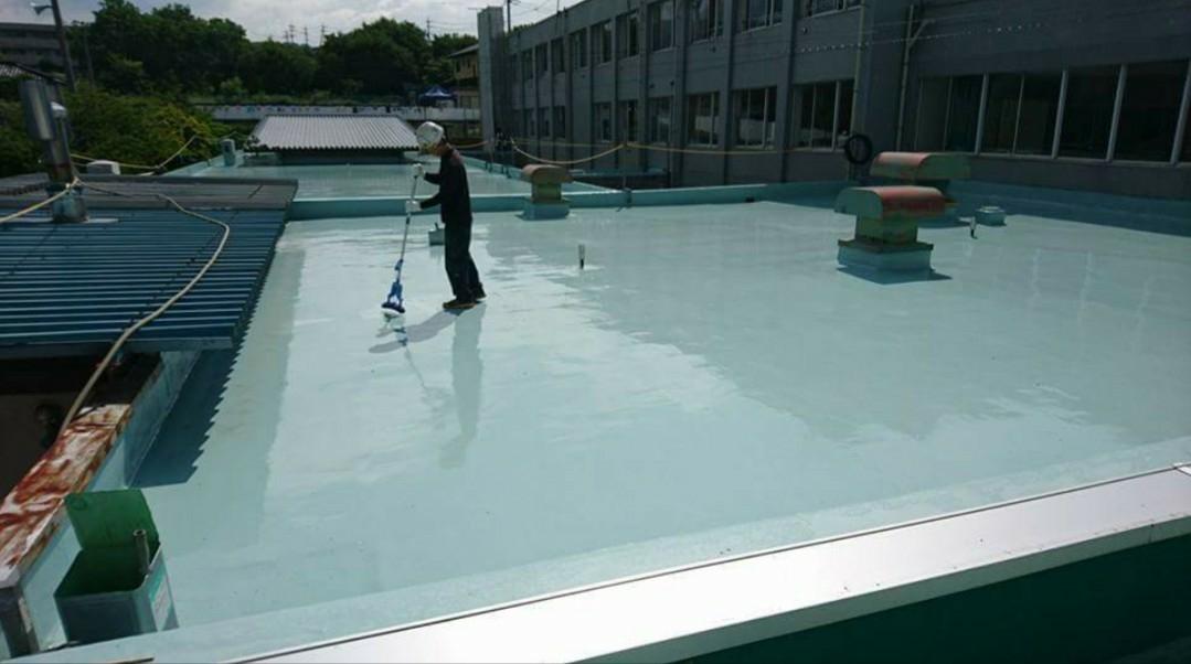 ベランダ・屋上などの防水工事承ります、FRP.ウレタン防水など、保証あり、長野県長野市から、1㎡あたりの金額となります。_画像9