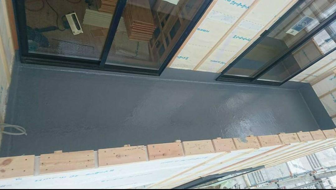 ベランダ・屋上などの防水工事承ります、FRP.ウレタン防水など、保証あり、長野県長野市から、1㎡あたりの金額となります。_画像3