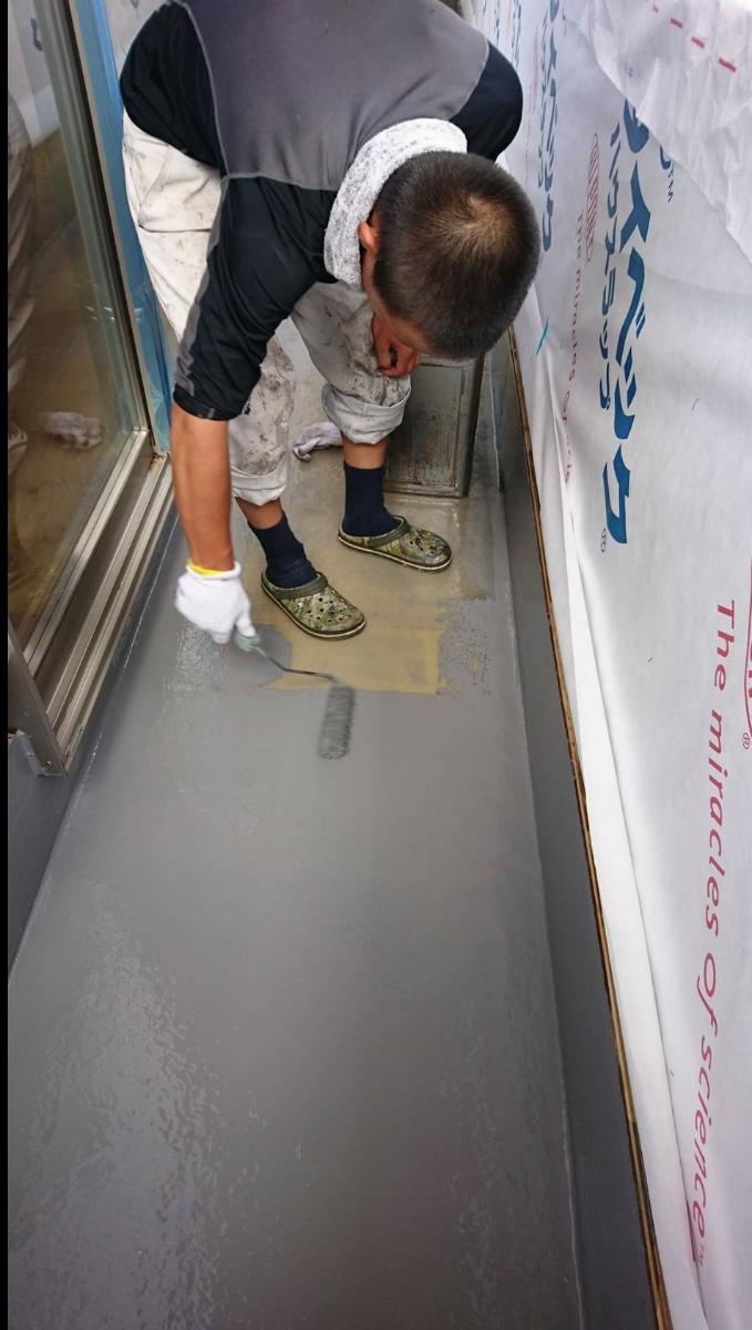 ベランダ・屋上などの防水工事承ります、FRP.ウレタン防水など、保証あり、長野県長野市から、1㎡あたりの金額となります。_画像7