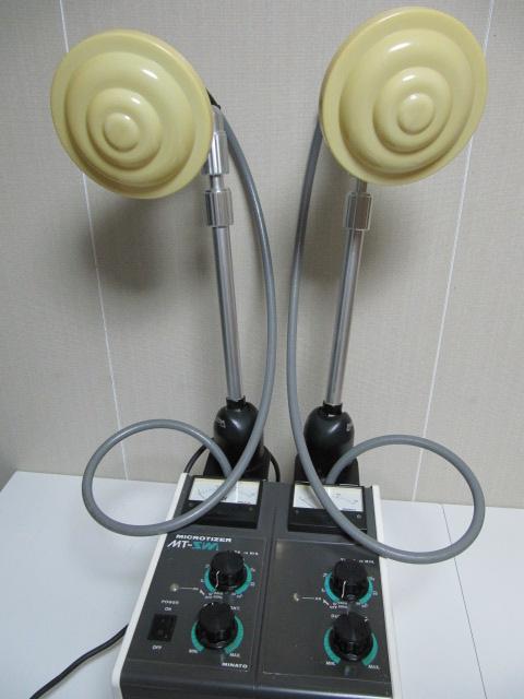 ミナト 医科学 マイクロ波 治療器 マイクロタイザー MT-SWi