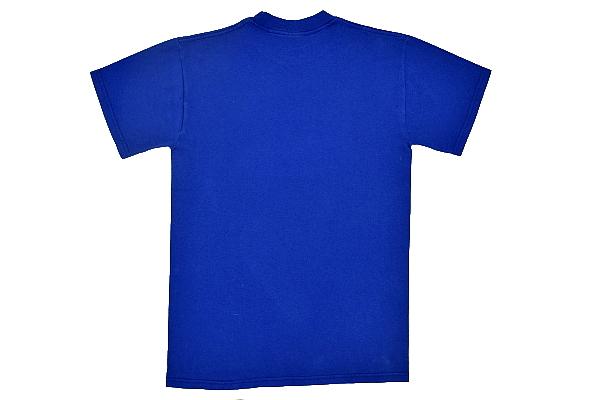 S4430★送料無料★ペンシルベニア州 SAINT VINCENT COLLEGE セントヴィンセント大学★ラグビー部 ブルー青色 半袖 カレッジTシャツ S_画像5