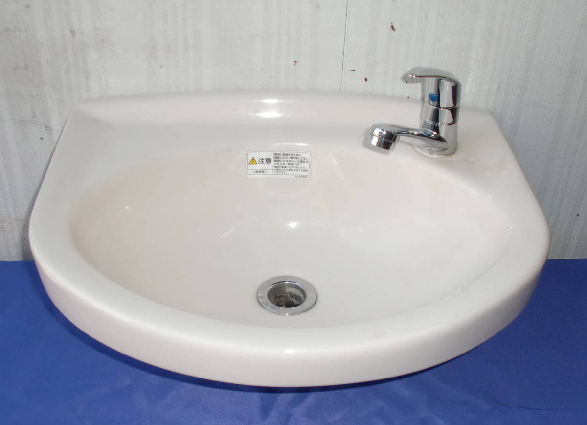TOTO wash-basin L30D #SC1 faucet new goods : Real Yahoo auction salling