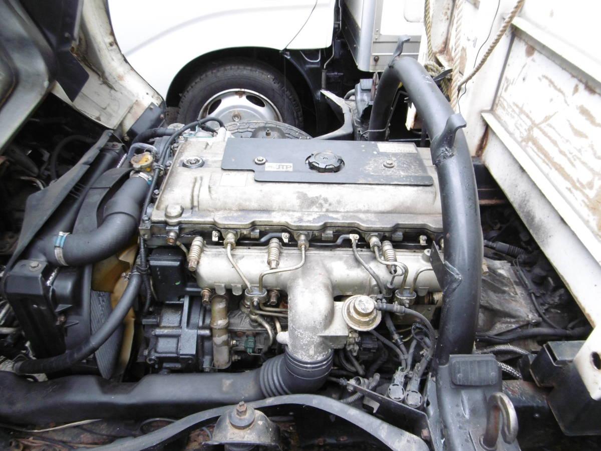 used engine * Heisei era 12 year Mitsubishi Canter 4M51 KK-FE53EC