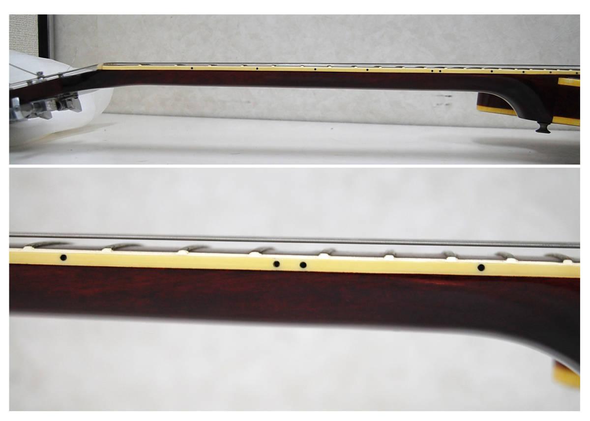 ジャパンビンテージ! 77年製 Greco/グレコ SA-550 セミアコ ハードケース付き_画像5