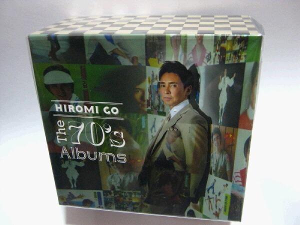 ☆新品未開封☆ 郷ひろみ The 70's Albums 13枚組CD☆ 完全生産限定盤☆
