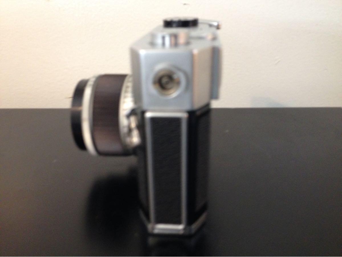 CANON7 CANON LENS 50mm 1:1.8_画像6