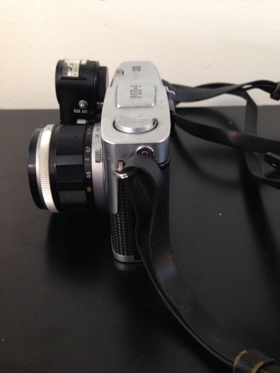 OLYMPUS PEN F G.Zuiko 1:1.4 f=40mm_画像2