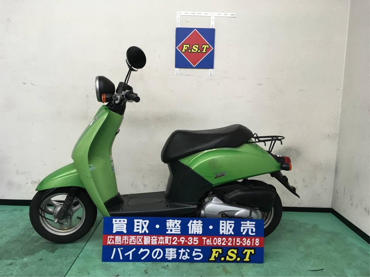 「人気車両 セル1発 機関良好 グリーン 通勤通学オススメ 広島より」の画像2