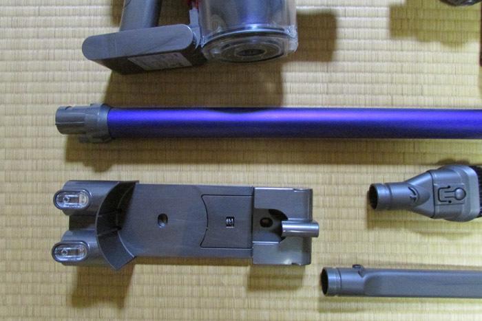新品純正バッテリー付 ダイソン コードレスクリーナー DC62 _画像3