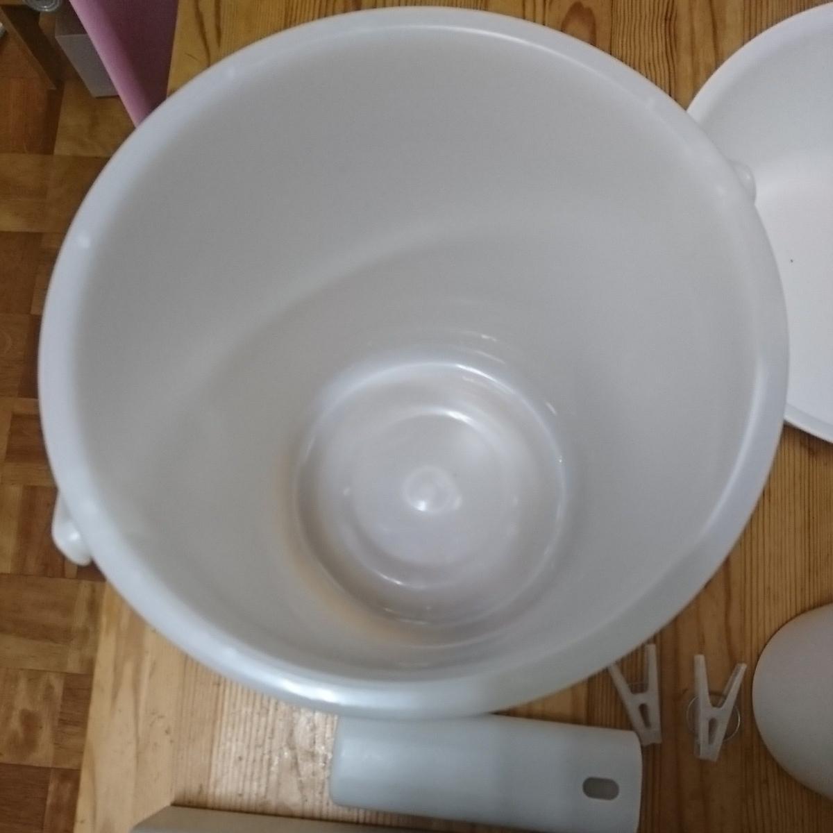 【無印良品】バケツ/洗面器/手桶/ハンディモップ/粘着コロコロ/スペア/洗濯バサミ★_画像3