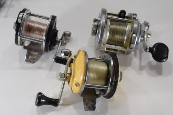ダイワ シマノ リョービ リール スピニング タイコリール 片軸 両軸 17個セット まとめて 釣具 DAI-99_画像7