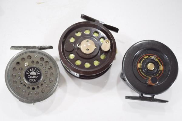 ダイワ シマノ リョービ リール スピニング タイコリール 片軸 両軸 17個セット まとめて 釣具 DAI-99_画像8