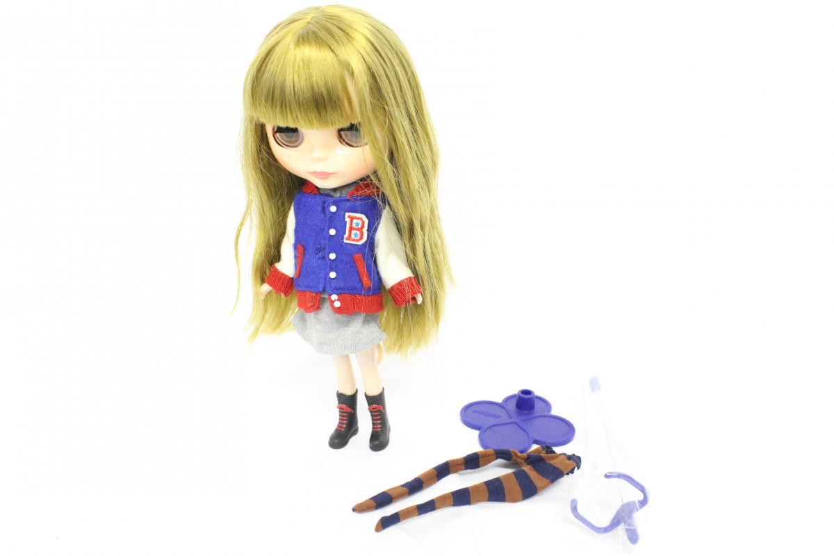 24FAP【希少】 タカラトミー Blythe TM ブライス人形 フィギュア