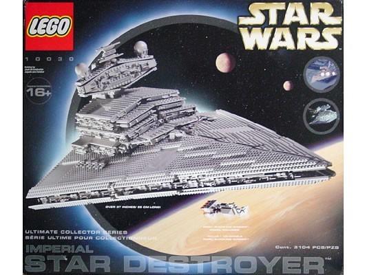 ★激レア レゴ・LEGO #10030 スターウォーズ★新品未開封★