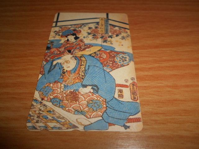 東京メガネ所蔵のテレホンカード使用済み残度数無し2枚_画像2