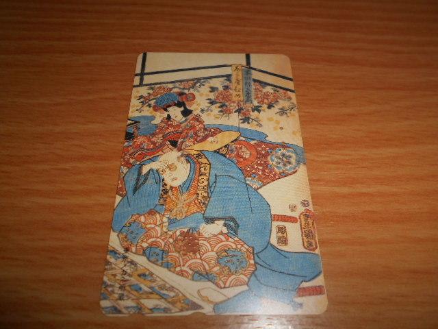 東京メガネ所蔵のテレホンカード使用済み残度数無し2枚_画像5