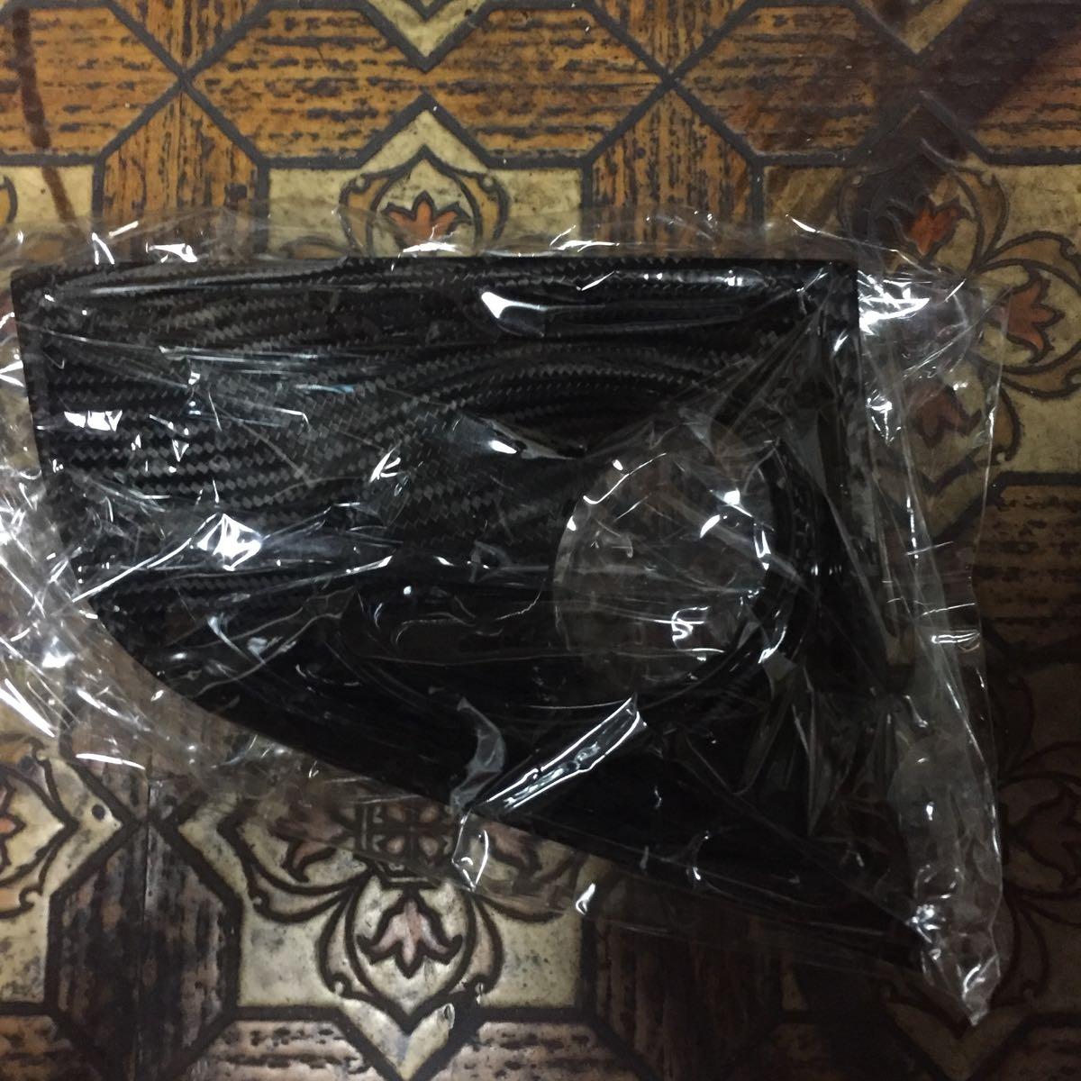 エルグランド用 フォグランプ リフレクター カーボンカバー 新品 E52 1円から売り切り_画像2
