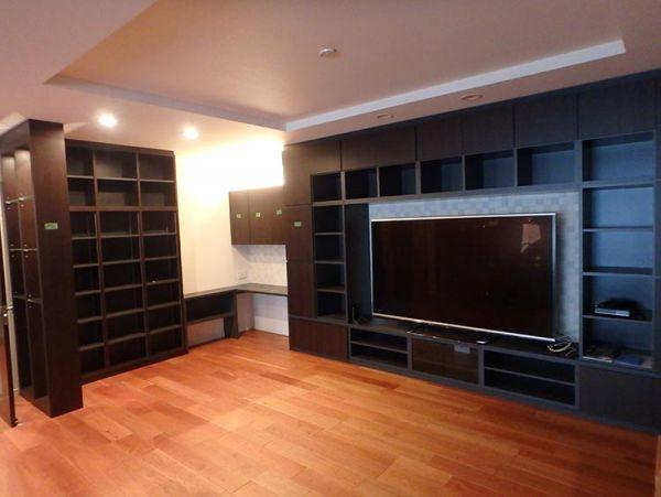 ABR63 その他 展示品 造作家具 TVボード テレビ台 システムラックセット TVは付属しません W5320 H2500