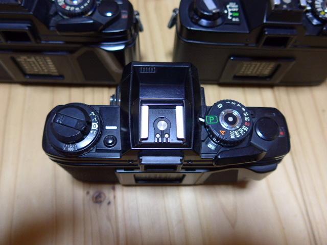ミノルタX700が2台、XG-Sとレンズ1本のセットです。_画像3
