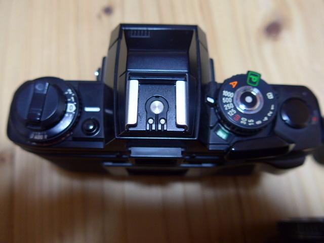 ミノルタX700が2台、XG-Sとレンズ1本のセットです。_画像6