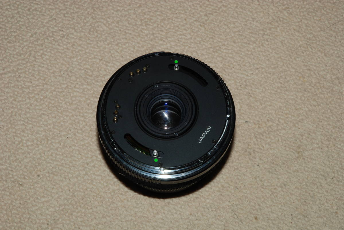 ゼンザ ブロニカ ZENZA BRONICA MC ETRS 1:4 40mm レンズ ジャンク_画像2