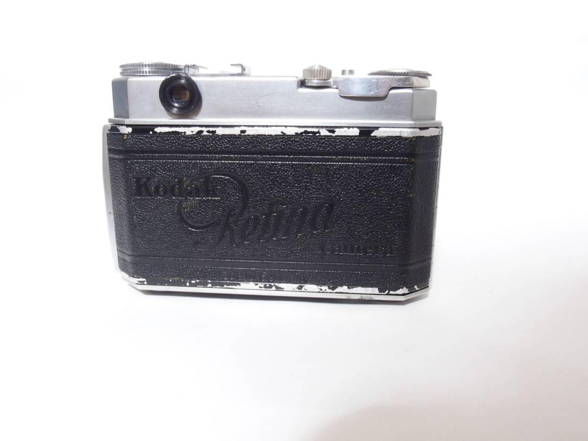 Kodak Retina Ⅱa 2a Xenon 50mm F2_画像4