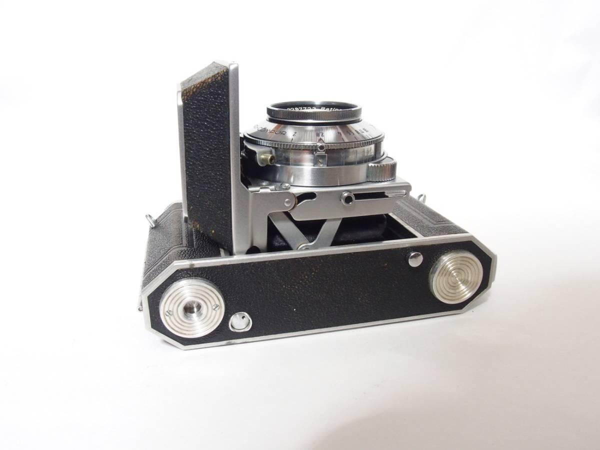 Kodak Retina Ⅱa 2a Xenon 50mm F2_画像7