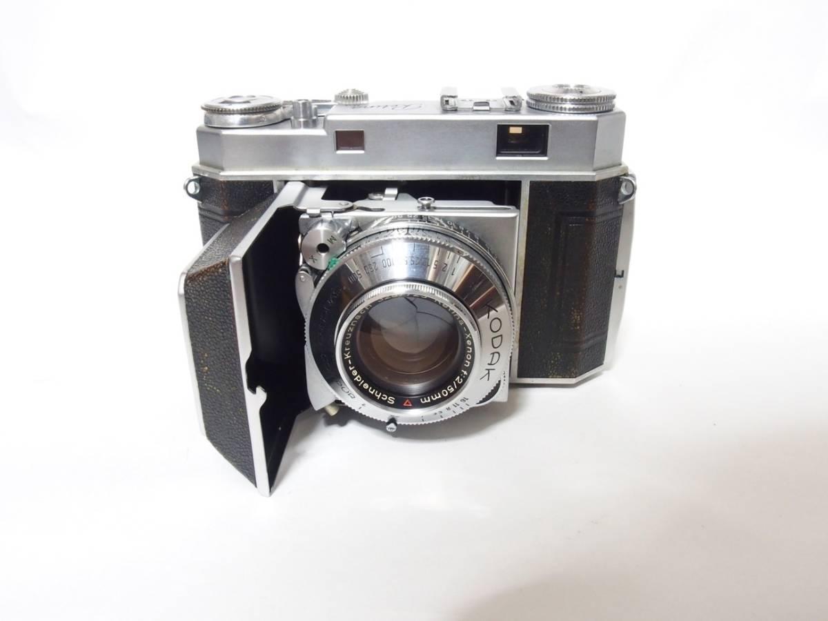 Kodak Retina Ⅱa 2a Xenon 50mm F2_画像2