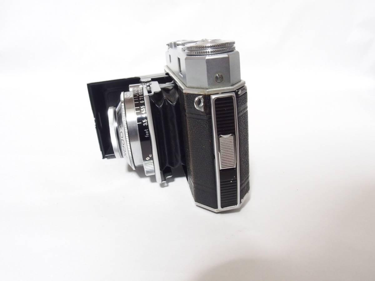 Kodak Retina Ⅱa 2a Xenon 50mm F2_画像3