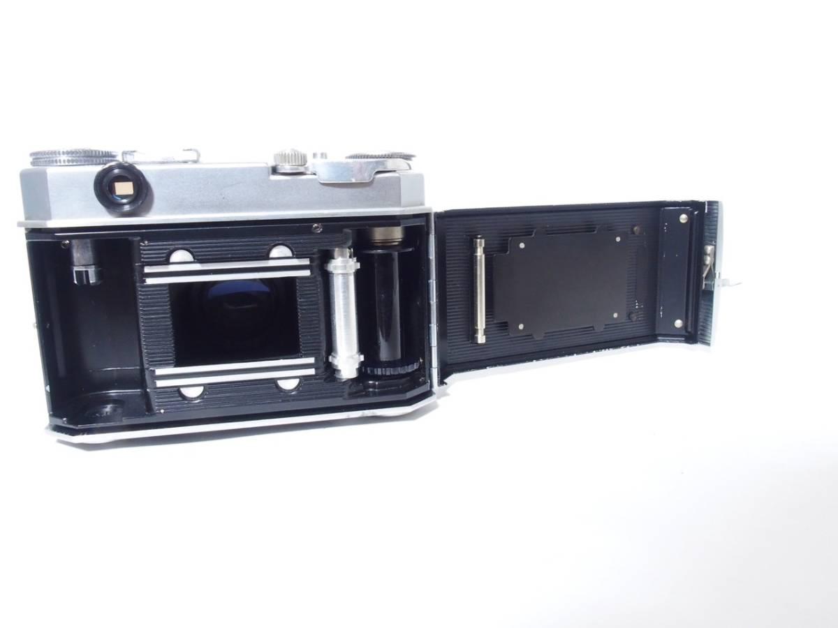 Kodak Retina Ⅱa 2a Xenon 50mm F2_画像8