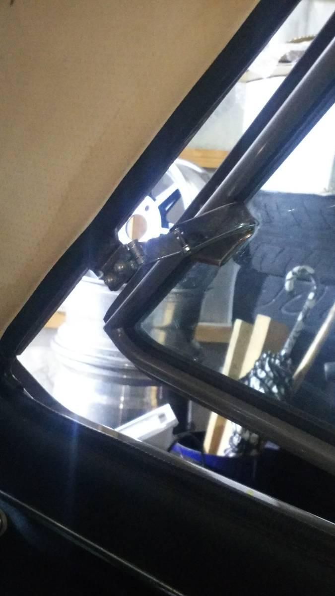 510 ブルーバード クーペ 2ドアセダン サイドガラス 部品 新品 レア物 ハコスカ ケンメリ
