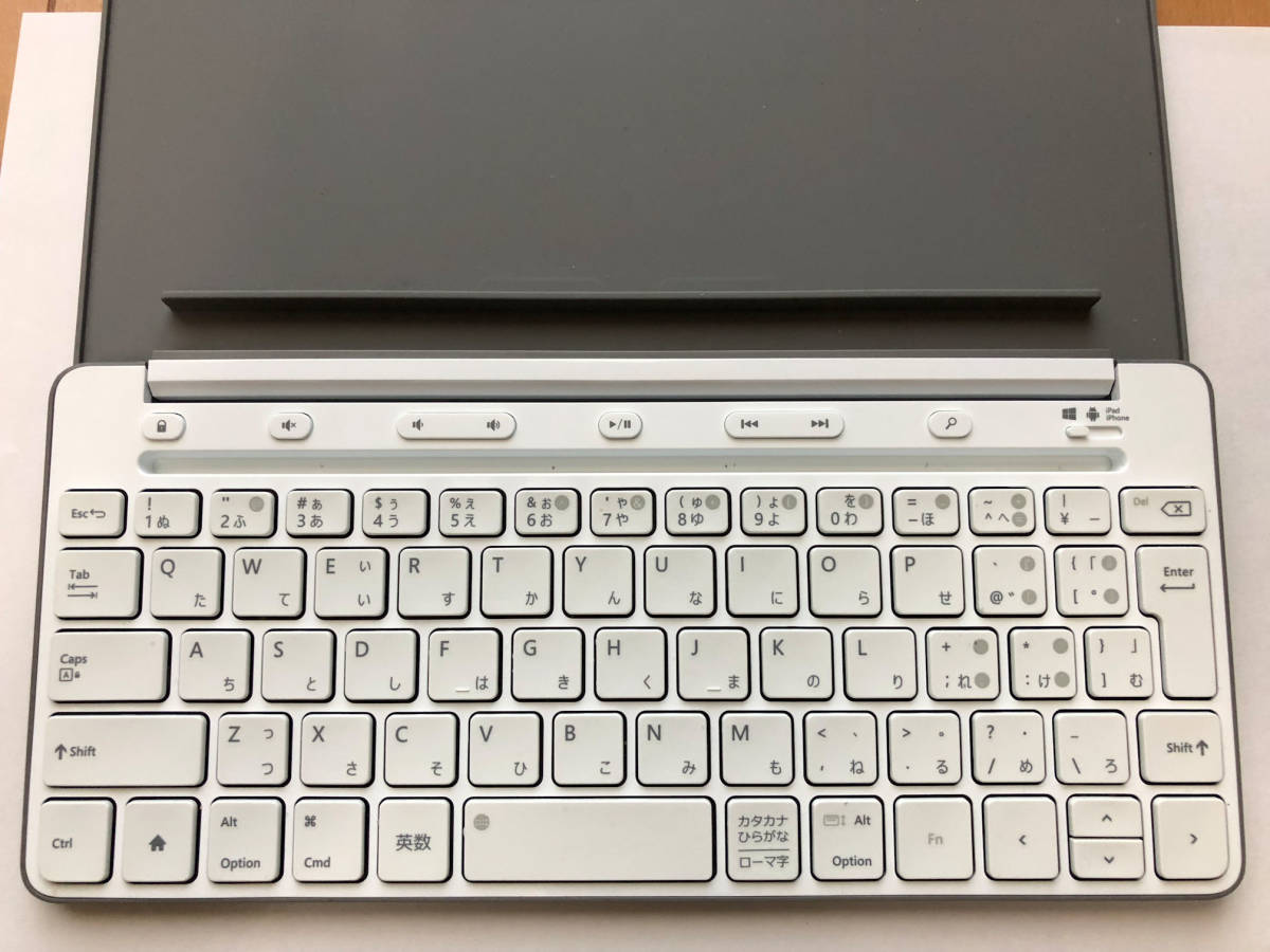 中古■Microsoft Universal Mobile Keyboard P2Z-00051 ■_画像3