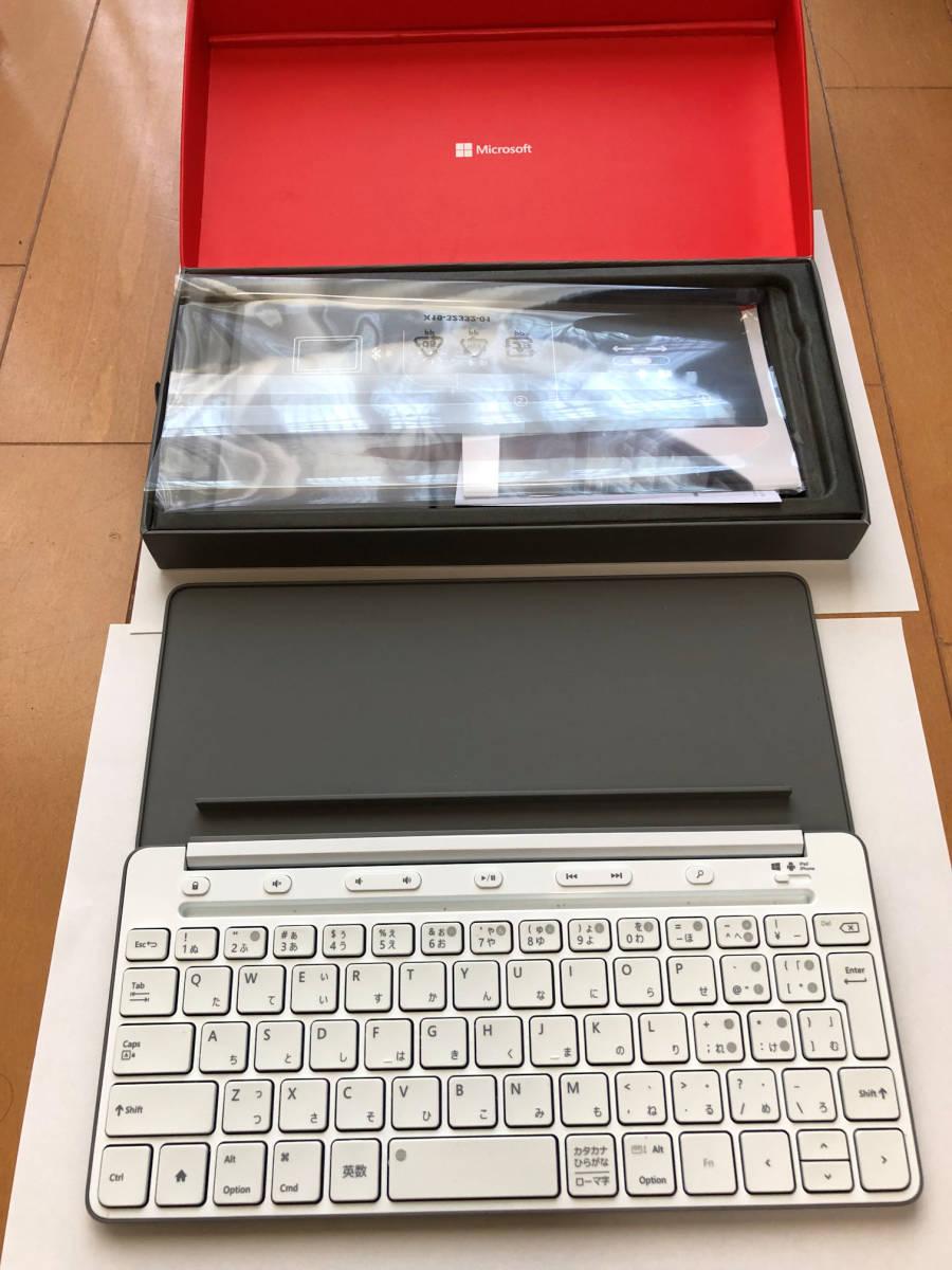 中古■Microsoft Universal Mobile Keyboard P2Z-00051 ■_画像2
