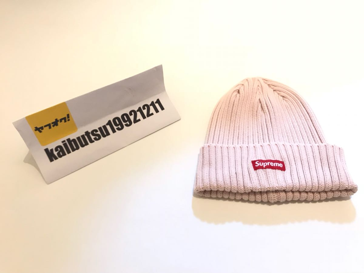 d01e4460e7f00 ... inexpensive supreme 17ss overdyed ribbed beanie pink 3 small boxlogo  33347 e791d