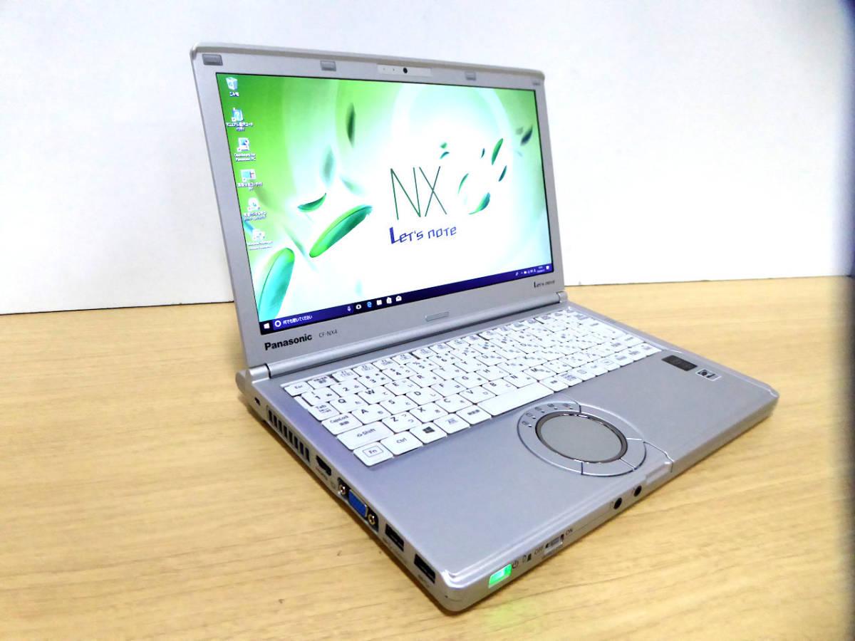 新品SSD512GB搭載済みになります。