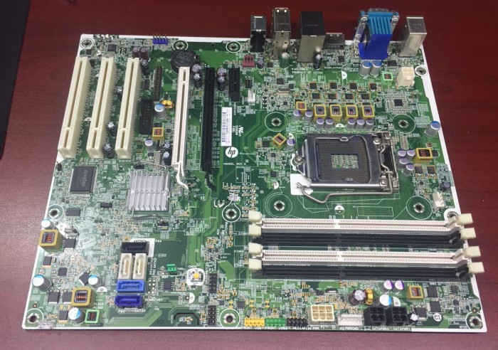 HP Compaq Elite 8200 8280 CMT for motherboard 611796-002 611835-001