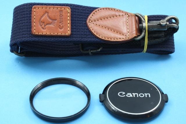 良品 Canon A-1 と FD 50mm 1:1.4 SSC 作動確認済み シャッター鳴きなし キャノン_画像10