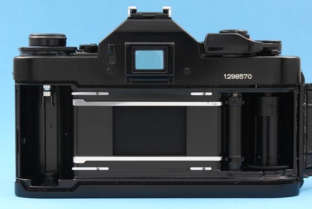 良品 Canon A-1 と FD 50mm 1:1.4 SSC 作動確認済み シャッター鳴きなし キャノン_画像9