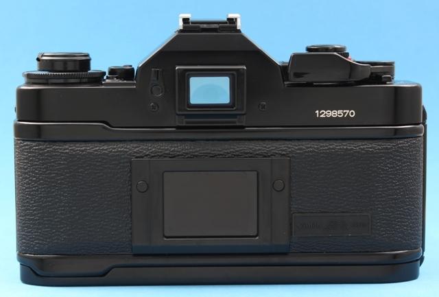 良品 Canon A-1 と FD 50mm 1:1.4 SSC 作動確認済み シャッター鳴きなし キャノン_画像8