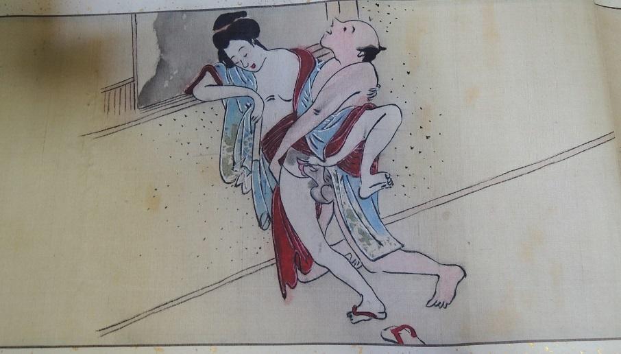 春画 枕絵 春画 枕絵 春本 | にし古典館