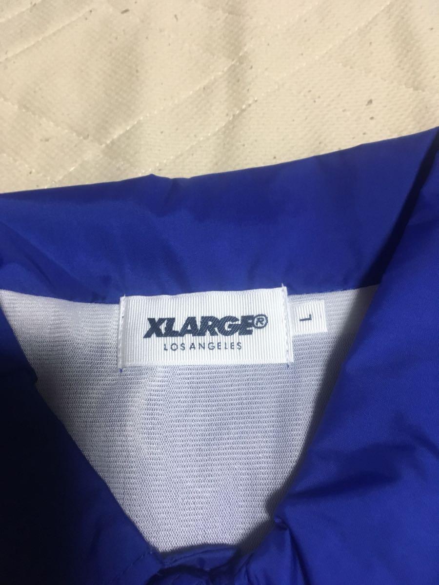 X-LARGE エクストララージ ブルゾンLサイズ_画像3
