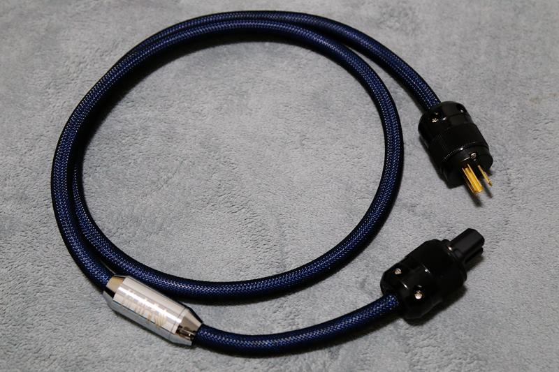 SILTECH SPX 300 Silver 電源ケーブル 約1.5m
