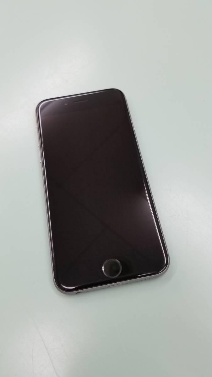 送料無料☆中古☆SoftBank☆iphone6S 16GB(シルバー)